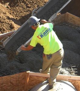 Товарный бетон и раствор (БСГ - бетонная смесь готовая) состав, производство, цена