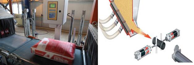 Виды оборудования для фасовки и упаковки цемента