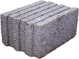 Керамзитобетонные блоки и плиты