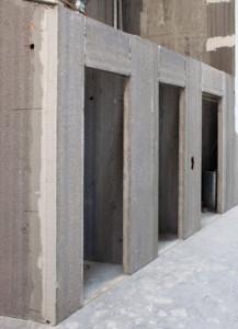 Панели стеновые керамзитобетонные, их размеры, вес, цены и виды - трехслойные, однослойные