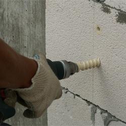 Подбор крепежных дюбелей для газосиликатных блоков