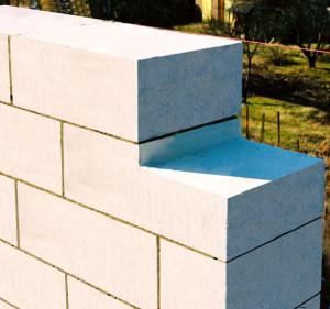 Стены из пенобетона блоки, монолит, оптимальная толщина и отделка пеноблока, цены