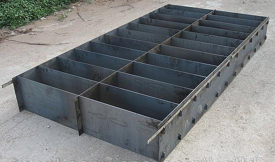 Формы для пенобетона сравнение цен на металлические, пластиковые, фанерные и самодельные формовочные контейнеры