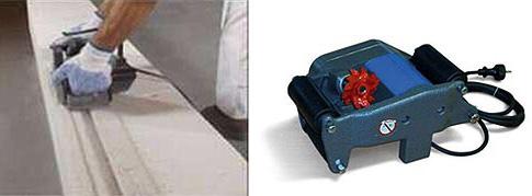Электрофрез для газобетона