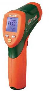 Инфракрасный измеритель температуры бетона