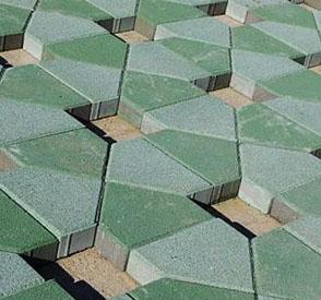 Какой нужен бетон для приготовления тротуарной плитки