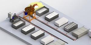 Как производят газобетон