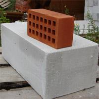Керамзитобетон или керамический кирпич пропорции бетона только гравий