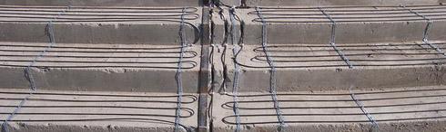 Нагревательный кабель ПНСВ для прогрева бетона
