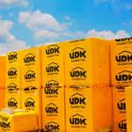 Газобетон торговой марки UDK
