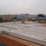 Монтаж плит перекрытия на фундамент — технология укладки