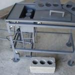 Обзор станков для производства блоков шлакобетона