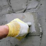 Применение цементной смеси в строительстве