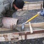 Расчет компонентов и пропорции для бетона