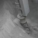 Строительная смесь на цементно-песчаной основе
