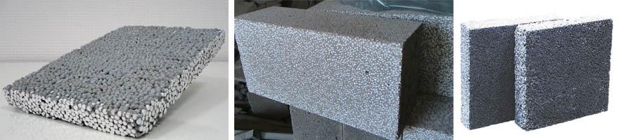 Фото стройматериалов из полистиролбетона