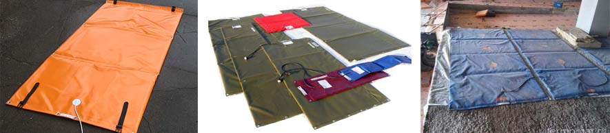 Фото термоматов для бетона