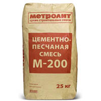 ЦПС марки М200