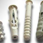 Виды и монтаж крепежных элементов для газобетона