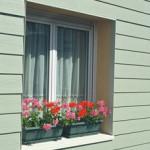 Особенности фиброцементных фасадных панелей