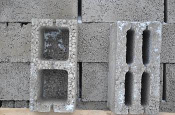 Сколько весит блок из керамзитобетона заливка бетона шлангом