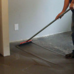 Способы выравнивания бетонного основания