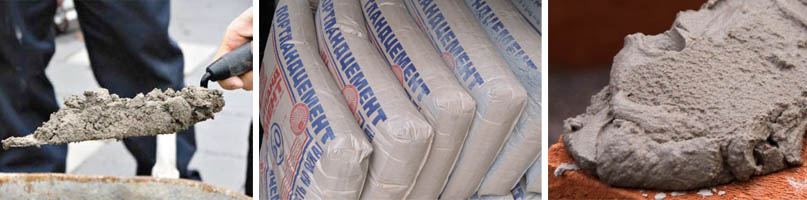 Цементные смеси