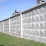 Особенности заборов из бетона