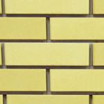 Применение желтого кирпича для облицовки