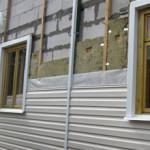 Способы отделки домов из пенобетонных блоков