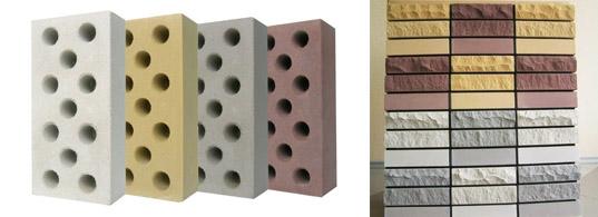 Декоративные силикатные изделия