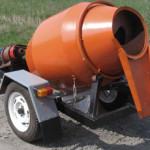 Как подобрать надежный бетоносмеситель
