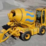 Применение электрического бетоносмесителя в строительстве